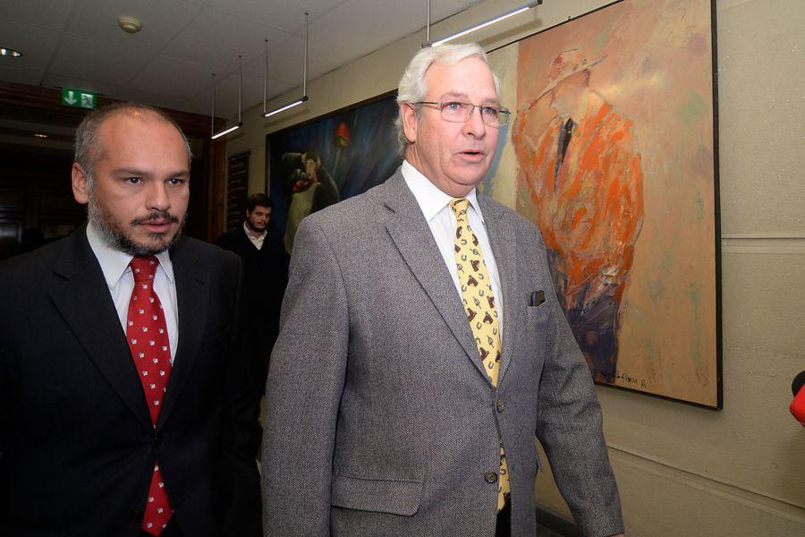 Ignacio Urrutia corbata