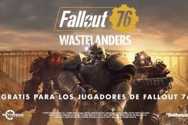 Fallout 76: Wastelanders llegará el 14 de abril