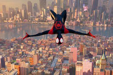 Dave Callaham comenzó a trabajar en Spider-Man: Into the Spider-Verse 2 antes del estreno de la primera película