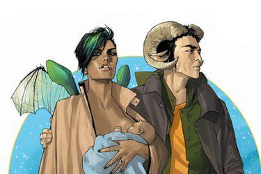 Saga #108 será el último número del aclamado cómic