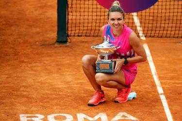 Simona Halep se queda con el título de Roma