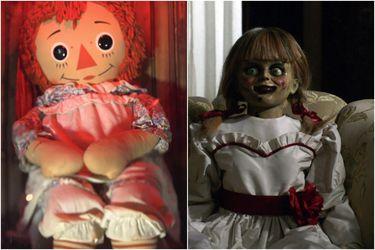 ¿Escapó Annabelle de su vitrina en el museo de los Warren?