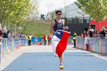 Cristóbal Baeza consigue la plata en Triatlón juvenil con miras a los Panamericanos Junior de Cali