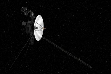 Voyager 2.