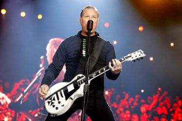 Gimme fuel, gimme fire: la colección de autos de James Hetfield
