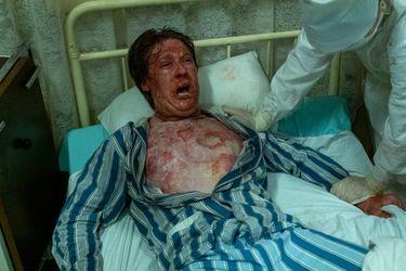 """Daniel Parker, maquillador en Chernobyl: """"Fui muy específico en que no debía parecer una película de zombis"""""""