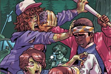Dark Horse llevará a Stranger Things al terreno zombie
