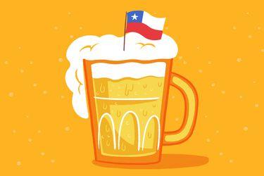 Las mejores cervezas chilenas para acompañar el asado
