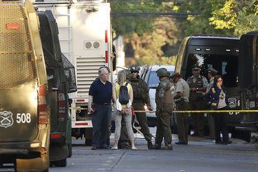Artefacto Explosivo detona en la casa de Oscar Landerretche