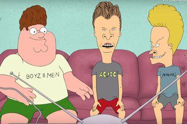 Comic-Con 2019: Beavis y Butt-Head estarán en Family Guy