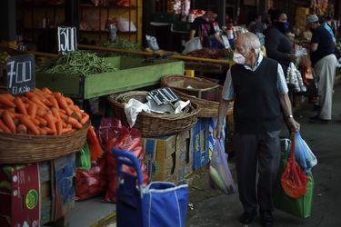 Caída en precios de alimentos disminuye brecha entre la inflación del quintil de menores ingresos e índice general