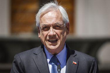 Piñera convoca a reunión a los máximos representantes de los poderes del Estado