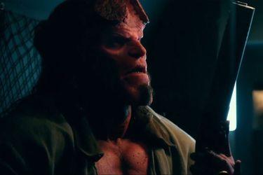 Este es el tráiler oficial de la nueva Hellboy
