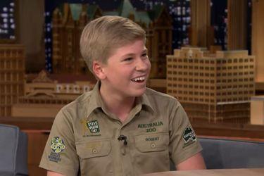 Hijo de Steve Irwin es la viva imagen de su padre