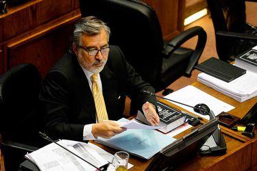 Alejandro Guillier, el gran ausente de las celebraciones en Antofagasta tras fallo de La Haya