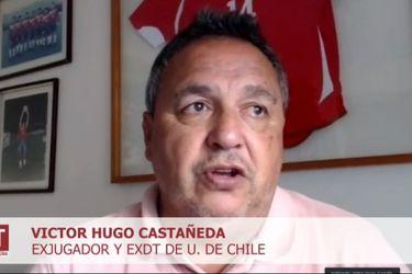"""Víctor Hugo Castañeda y el silente adiós de Johnny Herrera de la U: """"Todo cae por su peso; cada uno tiene lo que merece"""""""