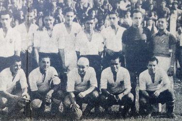 7 de agosto: Colo Colo y U. de Chile disputan el primer Superclásico de la Primera División