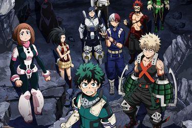 My Hero Academia presenta nueva imagen promocional de cara a su quinta temporada