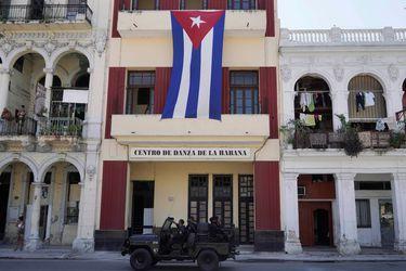 """Gobierno cubano acusa a EE.UU. de """"manipular información"""" sobre protestas y le pide que """"actúe con seriedad"""""""
