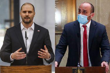 """Longton pide a vocero que """"actúe con imparcialidad"""" luego de que ministro dijera que de ser diputado no hubiera aprobado la acusación contra Donoso"""