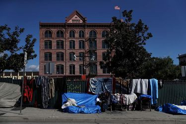Los Angeles Tops The Country In Homeless Population