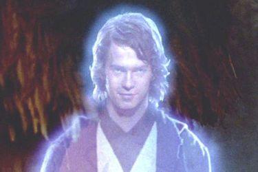 Anakin Skywalker estuvo brevemente contemplado para aparecer en The Last Jedi