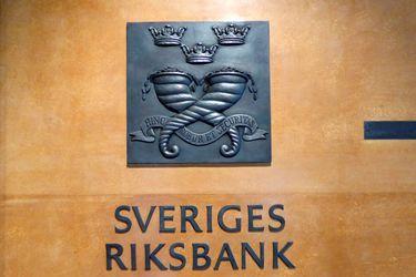 Banco central de Suecia