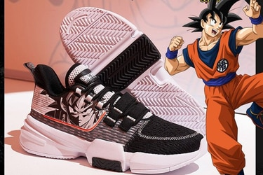 Anta presenta sus zapatillas inspiradas en Dragon Ball Super