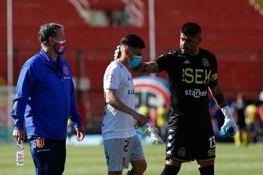 Se teme fractura: Pablo Aránguiz sufre una dura lesión ante Unión Española
