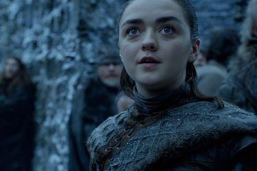 Arya es el nombre basado Game of Thrones más popular de Estados Unidos