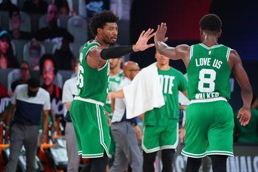 Boston despierta para descontar en las finales ante Miami