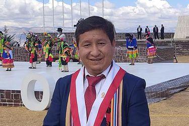 Justicia de Perú admite recurso de exmilitares que pide anular la designación de Guido Bellido como jefe de Gobierno