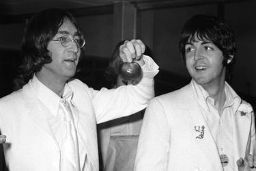 El día en que John Lennon iba a tocar en un disco solista de Paul McCartney