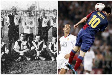 27 de mayo: la Roja hace su estreno y Messi consigue la tercera Champions para el Barcelona