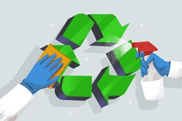 7 claves de cómo reciclar en tiempos de coronavirus