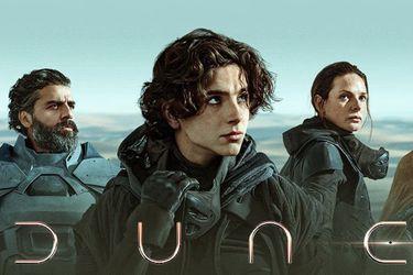 Los personajes de Dune se presentan con nuevos pósters individuales