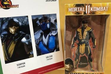 McFarlane Toys producirá figuras de Mortal Kombat 11, Fallout, The Elder Scrolls y Doom