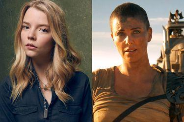 Anya Taylor-Joy será Furiosa en la película spin-off de Mad Max