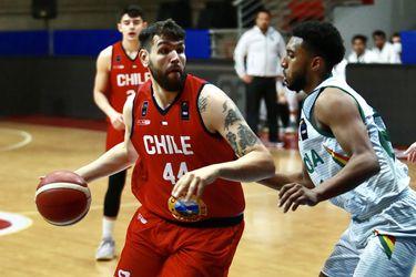 Chile apabulla a Bolivia en el estreno de la generación dorada del básquetbol
