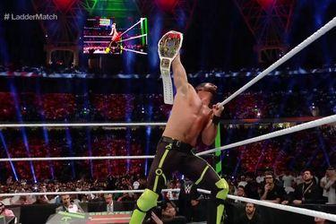 Rollins, Balor y el final de la pelea por el título intercontinental
