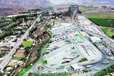 La inversión de US$ 70 millones para terrapuerto de Los Andes