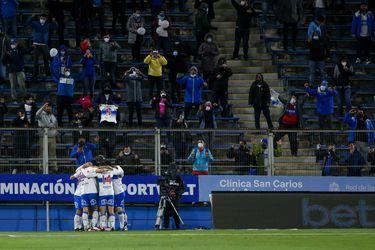 ¿Simple coincidencia? El fútbol chileno se eleva desde el regreso de los hinchas a los estadios
