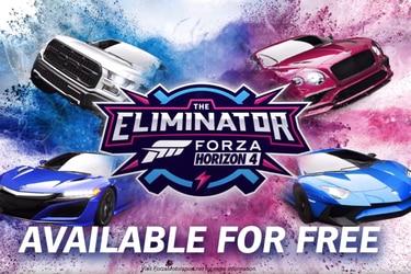 Forza Horizon 4 presenta The Eliminator su propio Battle Royale