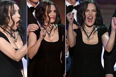 De Winona Ryder a Johnny Depp: Celebridades en sospechoso estado ante las cámaras