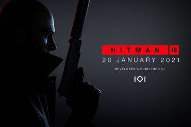 La versión en la nube de Hitman 3 para Nintendo Switch llegará el 20 de enero