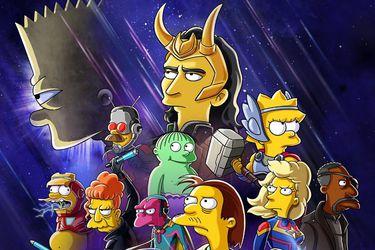 Loki llegará a Springfield en el nuevo corto de Los Simpson