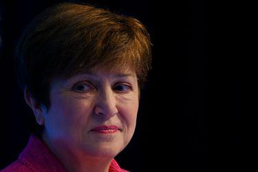"""El FMI muestra su """"total confianza"""" en Georgieva tras completar el análisis de su conducta en el Banco Mundial"""