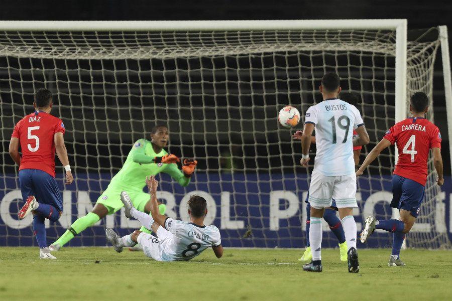 Gol argentino