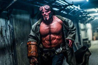 Nueva película de Hellboy obtiene clasificación R