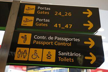 Portugal levanta la suspensión de vuelos con Reino Unido y Brasil